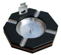 Cigar Ashtray - Octagonal