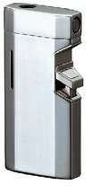 Sarome BM5 Jet Flame Lighter - Chrome Satin