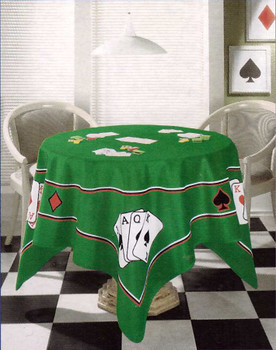 Poker Table Sheet Cover