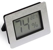 Digital Hygrometer - Silver