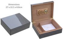 Carbon Fibre Paper Humidor