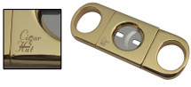 Cigar Hut   cutter -Gold