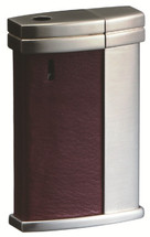 Sarome SK108 Electronic Lighter - Burgundy