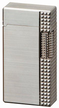 Sarome SD1 Classic Flint Lighter - Silver