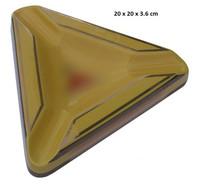 Ceramic Ashtray - Montecristo design