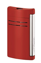 S.T. Dupont MaxiJet Lighter - Red