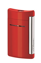 S.T. Dupont MiniJet Lighter - Fiery Red