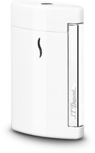 S.T. Dupont MiniJet Lighter - White