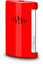 S.T. Dupont MiniJet Lighter - Wild Red
