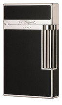 S.T. Dupont Ligne 2 'Elegance' Lighter - Black Chinese Lacquer