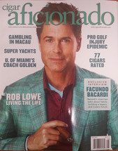 Cigar Aficionado Magazine - August  2014