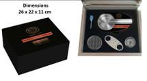 Humidor Gift Set - Partagas Design
