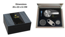 Humidor Gift Set - Behike Design