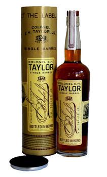 EH Taylor, JR Single Barrel 100 Proof Bourbon Whiskey