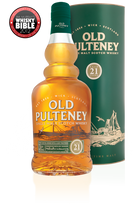 Old Pulteney 21 Years Old Whisky