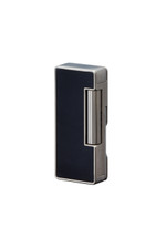 Sarome PSD37 Pipe Lighter - Black Lattice Alumite