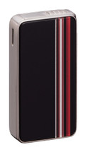 Sarome SK161 Black & Red Stripe