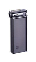 Sarome PSP Piezo Electronic Pipe Lighter - Gun Metal Satin
