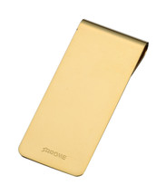 Sarome Money Clip - Gold Satin 0.2μ