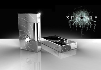 S.T. Dupont James Bond Spectre Line 2 Palladium
