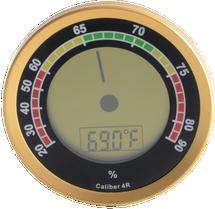 Cailber 4R Hygrometer Gold