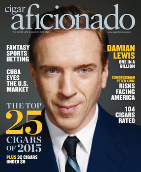 Cigar Aficionado Magazine - January 2016