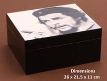 Desktop Cigar Humidor - Che Design