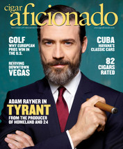 Cigar Aficionado Magazine July-August 2016