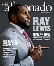 Cigar Aficionado September-October 2016