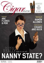 Cigar Journal Magazine 3rd Edition 2016