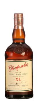 Glenfarclas 21 Year Single Malt Old Scotch Whisky