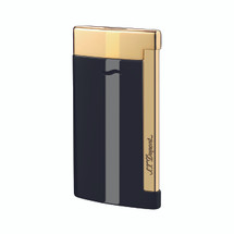 S.T Dupont Slim 7 - Black & Golden Finish