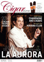Cigar Journal Magazine 4th Edition 2016