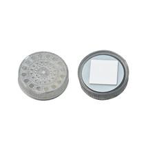 Round humidity beads humifier