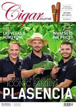 Cigar Journal Magazine - 2nd Edition 2017