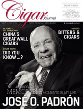 Cigar Journal Magazine - 3rd Edition 2017