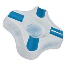 RP Suave ceramic Ashtray - Blue