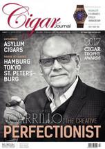 Cigar Journal Magazine - 4th Edition 2017