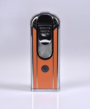 RP South Beach Quad Flame Lighter Orange