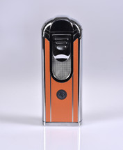 RP South Beach Quad Flame Lighter Orange
