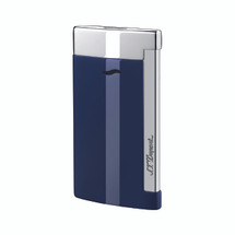 S.T Dupont Slim 7 - Blue & Chrome