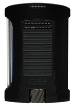 Colibri Daytona Single Jet Lighter - Matte Black & Black