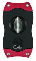 Colibri V-Cut - black & red
