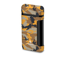 Firebird Sidewinder Camo Single Jet Lighter - Orange
