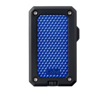 Colibri Rally Single Jet Lighter - Blue