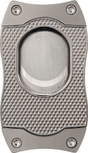 Colibri cigar cutter with serrated blades - Gunmetal
