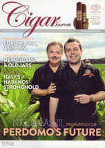 Cigar Journal Magazine - 3rd Edition 2018