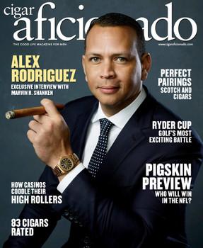 Cigar Aficionado Magazine September-October 2018