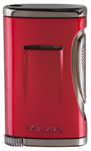 Xidris Single Jet Lighter - Daytona Red