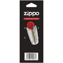 Zippo  Flints + ( 6 flints)